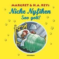 Nicke Nyfiken – Sov gott!