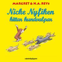 Nicke Nyfiken hittar hundvalpar - H.A. Rey, Margret Rey