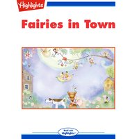 Fairies in Town - Emma Otheguy