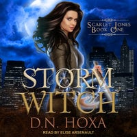 Storm Witch - D.N. Hoxa