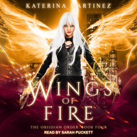 Wings of Fire - Katerina Martinez