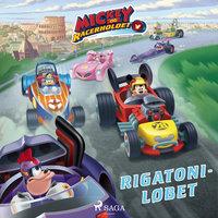 Mickey og Racerholdet - Rigatoni-løbet - Disney