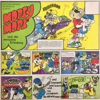 Mopsy Mops - Folge 3: Mopsy Mops und die verrückte Erfindung - Konrad Halver