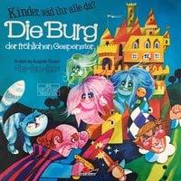 Kasperle - Folge 2: Die Burg der fröhlichen Gespenster - Peter Jacob