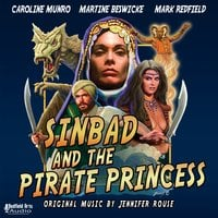 Sinbad and the Pirate Princess - Mark Redfield