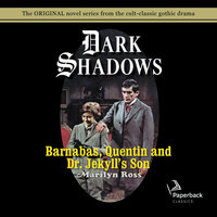 Barnabas, Quentin and Dr. Jekyll's Son - Marilyn Ross