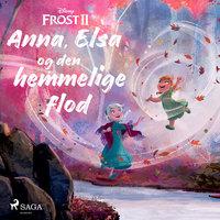 Frost 2 - Anna, Elsa og den hemmelige flod - Disney