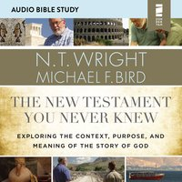 The New Testament You Never Knew: Audio Bible Studies - N.T. Wright, Michael F. Bird