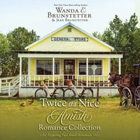 Twice As Nice Amish Romance Collection - Wanda E. Brunstetter, Jean Brunstetter