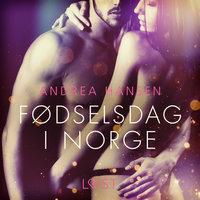 Fødselsdag i Norge - Erotisk novelle - Andrea Hansen