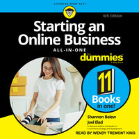 Starting an Online Business All-in-One For Dummies - Shannon Belew, Joel Elad