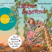 Liliane Susewind: Giraffen übersieht man nicht - Tanya Stewner