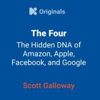 الأربعة - كتاب صوتي