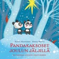 Pandakaksoset joulun jäljillä - 24 tarinaa joulun odotukseen - Kirsti Manninen