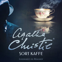 Sort kaffe - Agatha Christie