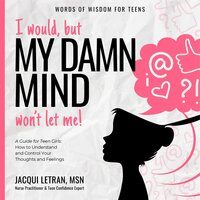 I would, but my DAMN MIND won't let me - Jacqui Letran