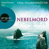 Nebelmord - Yrsa Sigurðardóttir