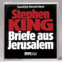 Briefe aus Jerusalem - Stephen King