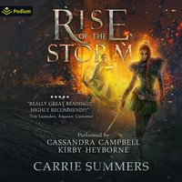 Rise of the Storm - Carrie Summers