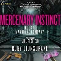Mercenary Instinct - Ruby Lionsdrake
