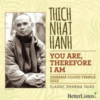 You Are, Therefore I Am - Thich Nhat Hanh