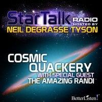 Cosmic Quackery - Neil deGrasse Tyson
