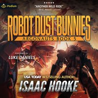 Robot Dust Bunnies - Isaac Hooke