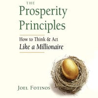 The Prosperity Principles: How to Think and Act Like a Millionaire - Joel Fotinos
