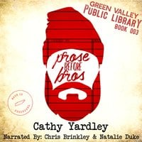Prose Before Bros - Cathy Yardley