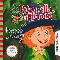 Petronella Apfelmus - Teil 2: Das Überraschungs-Picknick, Der Spielverderber, Selfie mit Heckenschrat - Cornelia Neudert