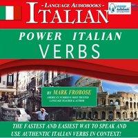 Power Italian Verbs - Mark Frobose