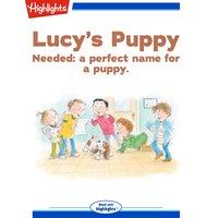 Lucy's Puppy - Kurt Daniel Lavender