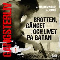 Gangsterliv 1: Brotten, gänget och livet på gatan - Jacob Härnqvist