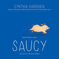 Saucy - Cynthia Kadohata