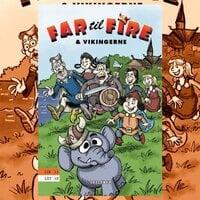 Far til fire #3: Far til fire og vikingerne - Thomas Friis Pedersen