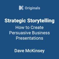 ملخص كتاب الحكي الإستراتيجي - Dave McKinsey