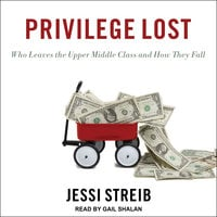 Privilege Lost: Who Leaves the Upper Middle Class and How They Fall - Jessi Streib