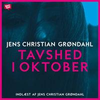 Tavshed i oktober - Jens Christian Grøndahl