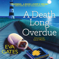 A Death Long Overdue - Eva Gates