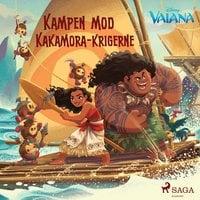 Vaiana - Kampen mod Kakamora-krigerne - Disney