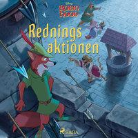 Robin Hood - Redningsaktionen - Disney