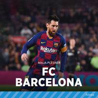 FC Barcelona - Maja Plesner