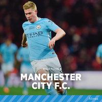 Manchester City F.C. - Maja Plesner