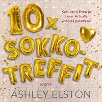 10 x sokkotreffit - Ashley Elston