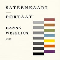 Sateenkaariportaat - Hanna Weselius