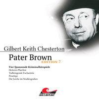 Pater Brown, Edition 7: Vier Spannende Kriminalhörspiele