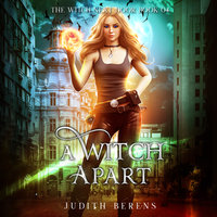 A Witch Apart - Judith Berens