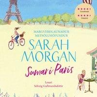Sumar í París - Sarah Morgan