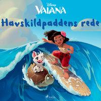 Vaiana - Havskildpaddens rede - Disney
