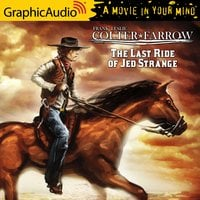 The Last Ride of Jed Strange [Dramatized Adaptation] - Frank Leslie
